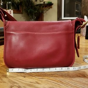 Coach Bags - Coach,Vintage, Beautiful Red leather bag